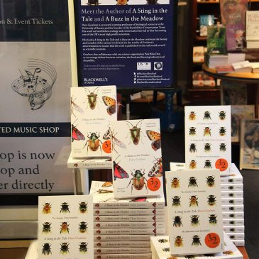 Blackwell's Pop up Show