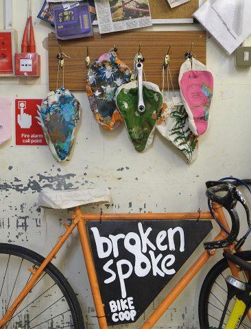 Intervention Broken Spoke Bike Co-op